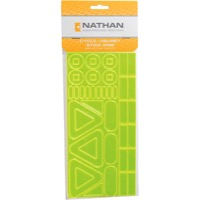 Nathan Cycle/Helmet Reflective Yellow Stick-Ons