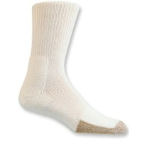Thorlo Tennis Crew Socks - White