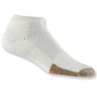 Thorlo Tennis Micro-Mini Crew Socks - White
