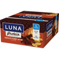 Clif Bar Luna Protein Bars