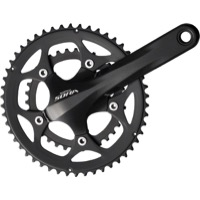 Shimano FC-3550 Sora Double Cranksets - 9 Speed