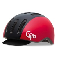 Giro Reverb Helmet 2016 - Black/Red Retro