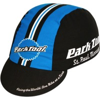 Pace Park Tool Cycling Cap - Blue/Black