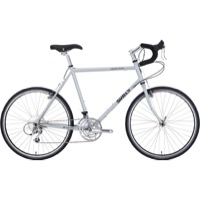 "Surly Long Haul Trucker 26"" Complete Bike - Smog Silver"