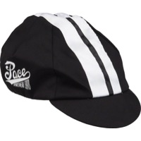 Pace Racer Cycling Cap - Black