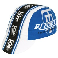 Pace Ritchey TR Cycling Cap - White/Blue/Black