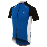 Pearl Izumi Elite Pursuit Jersey - True Blue/White