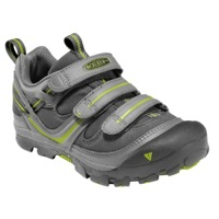 Keen Womens Springwater II Mountain Shoes - Dark Shadow/Woodbine