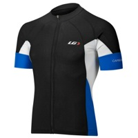 Louis Garneau Performance Carbon Jersey - Black/Royal