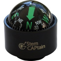 StemCAPtain Compass & Base Top Cap