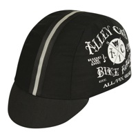 Pace Alley Cat Cycling Cap - Black