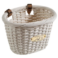 Nantucket Cliff Road Oval Basket