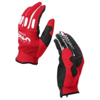 Oakley Factory Gloves - Red Line