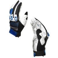 Oakley Automatic Gloves - Blue Line