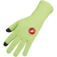 Castelli Prima Gloves - Green Fluo