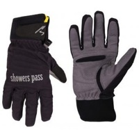 Showers Pass Men's Crosspoint Wind Glove - Black