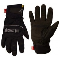 Showers Pass Men's Crosspoint Softshell WP Glove - Black
