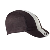 Giro Peloton Cycling Cap - Black/White/Gray