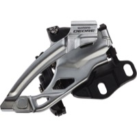 Shimano FD-M615 Deore E2 Double Front Derailleur - 2 x 10 Speed