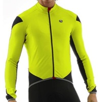 Giordana FR-C Long Sleeve Jersey - Fluo Yellow/Black