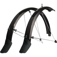 SKS B45 Reflective Commuter II Fender Black 700 x 25-38