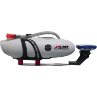 X-Lab Torpedo Aero Water Bottle System 400