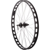 Shimano Deore/Surly Rabbit Hole 29+ Wheel - 135mm Hub Spacing