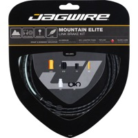 Jagwire Mountain Elite Link Brake Cable Set 2016 - Teflon Coated Cables