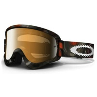 Oakley MX O Frame Goggles - Speedy Sleeved/Black Iridium