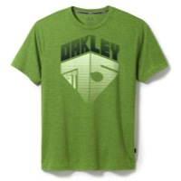 Oakley O-Work It Out T-Shirt - Neon Yellow