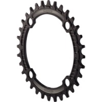 Hope Retainer Narrow/Wide Chainring - Black