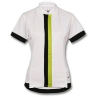 Shebeest S-Cut Solid Jersey - White