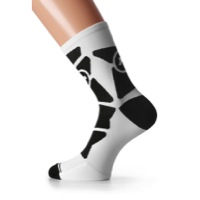 Assos equipeSock_G1 - White Panther