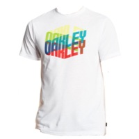 Oakley O-2 The Finish Line T-Shirt - White