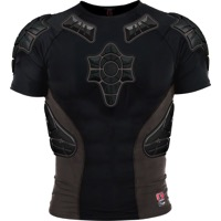 G-Form Pro-X Compression Shirt - Charcoal