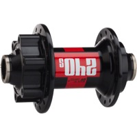 DT Swiss 240S 15mm 6-Bolt Disc Front Hub