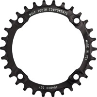 Wolf Tooth Drop-Stop Chainrings - 104mm BCD