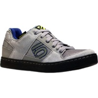 Five Ten Freerider Flat Pedal Men's Shoe - Grey/Blue