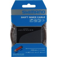 Shimano R680 Ultegra Polymer-Coated Shift Cable - Stainless