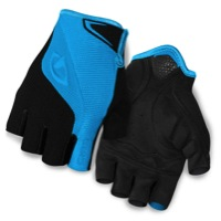 Giro Bravo Gloves 2017 - Blue Jewel/Black