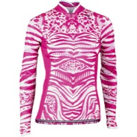 Shebeest Bellissima Tigress Long Sleeve Jersey - Orchid