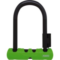 "Abus Ultra 410 Mini U-Locks - 3.9"" x 5.5"" or 7"""