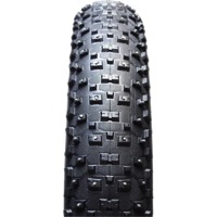 "Vee Rubber Snowshoe XL Studded 26"" Fat Bike Tires"