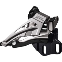 Shimano FD-M9000 E2 Type XTR Triple Derailleur - 3 x 11 Speed Side Swing