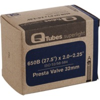 "Q Tubes Super Light Presta Tubes - 27.5"" (650b)"