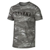 Oakley Sublo Camo T-Shirt - Jet Black