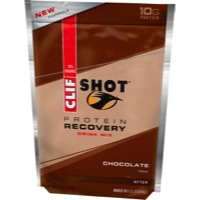 Clif Bar Shot Protein Recovery Drink Mix