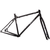Surly 1x1 Frameset  - Black