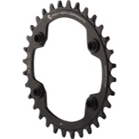 Wolf Tooth 96mm Asymmetrical Drop-Stop Chainrings - Fits XTR M9000/9020