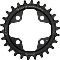 Wolf Tooth Components Drop-Stop Chainrings - 64mm BCD